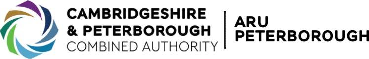 ARU Peterborough Logo